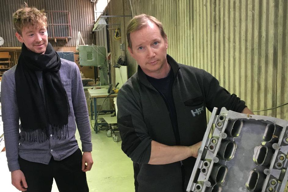 Gjuteri i Hackås lär upp på plats med YA