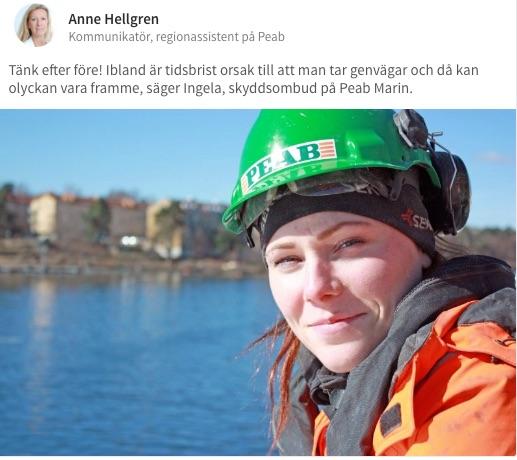 "56 ""spot on"" exempel på content marketing i Sverige"