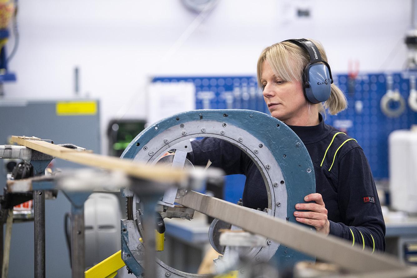 Enorm industrisatsning i Region Jämtland Härjedalen