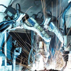 Smart industriell modernisering