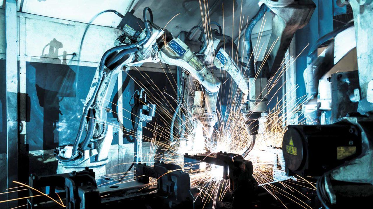 Tio framtidstrender inom tillverkningsindustrin
