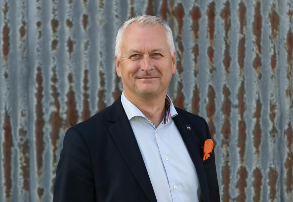 Stefan Fredriksson, VD, IUC Z-GROUP