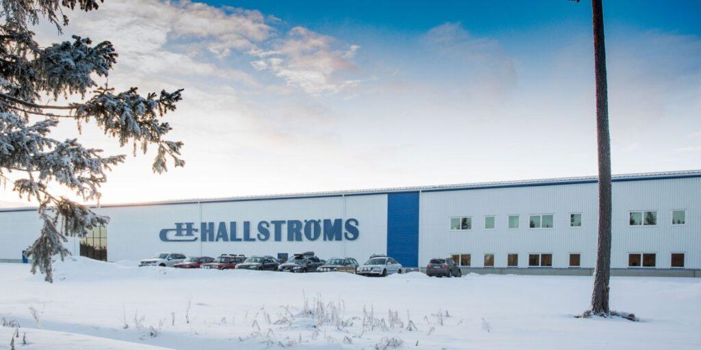 Hallströms verkstäder IUC Z-GROUP Industrinatten