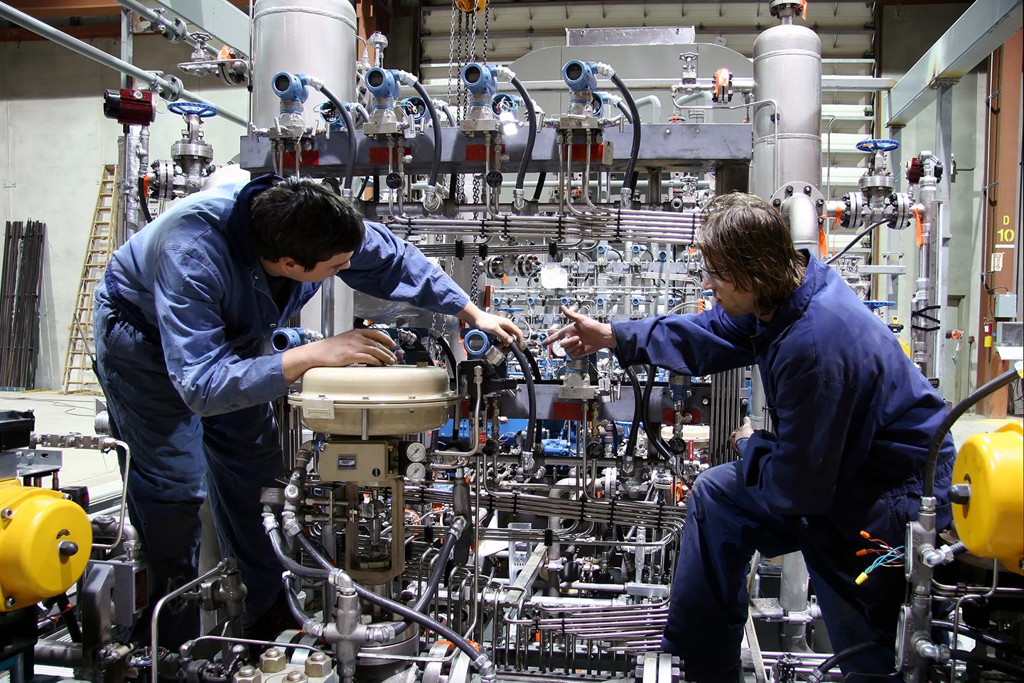 Automation och robotik iuc z-group